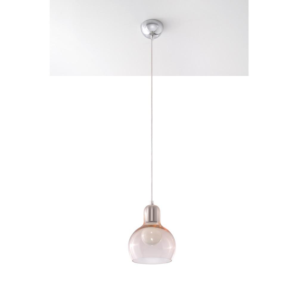 Stropné svetlo Nice Lamps Rio Amber