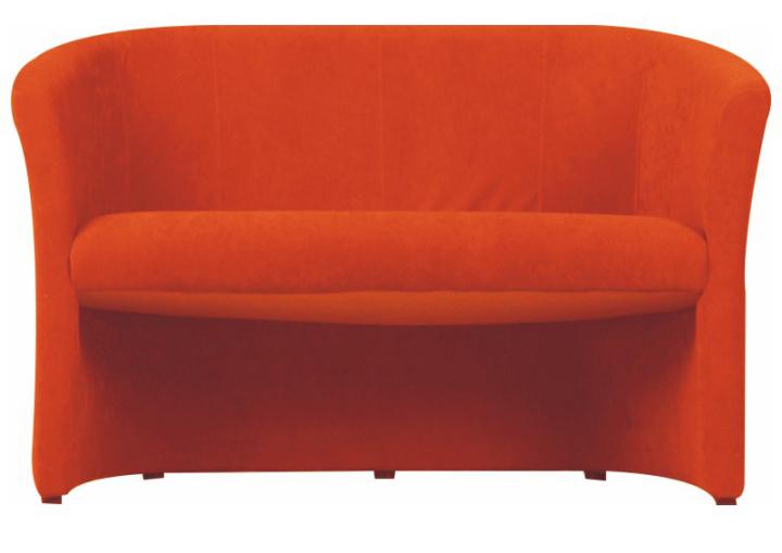 Dvojkreslo Cuba Micro oranžová