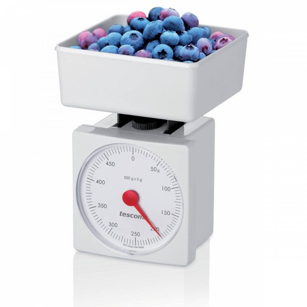 Kuchynské váhy ACCURA 0.5 kg, Tescoma