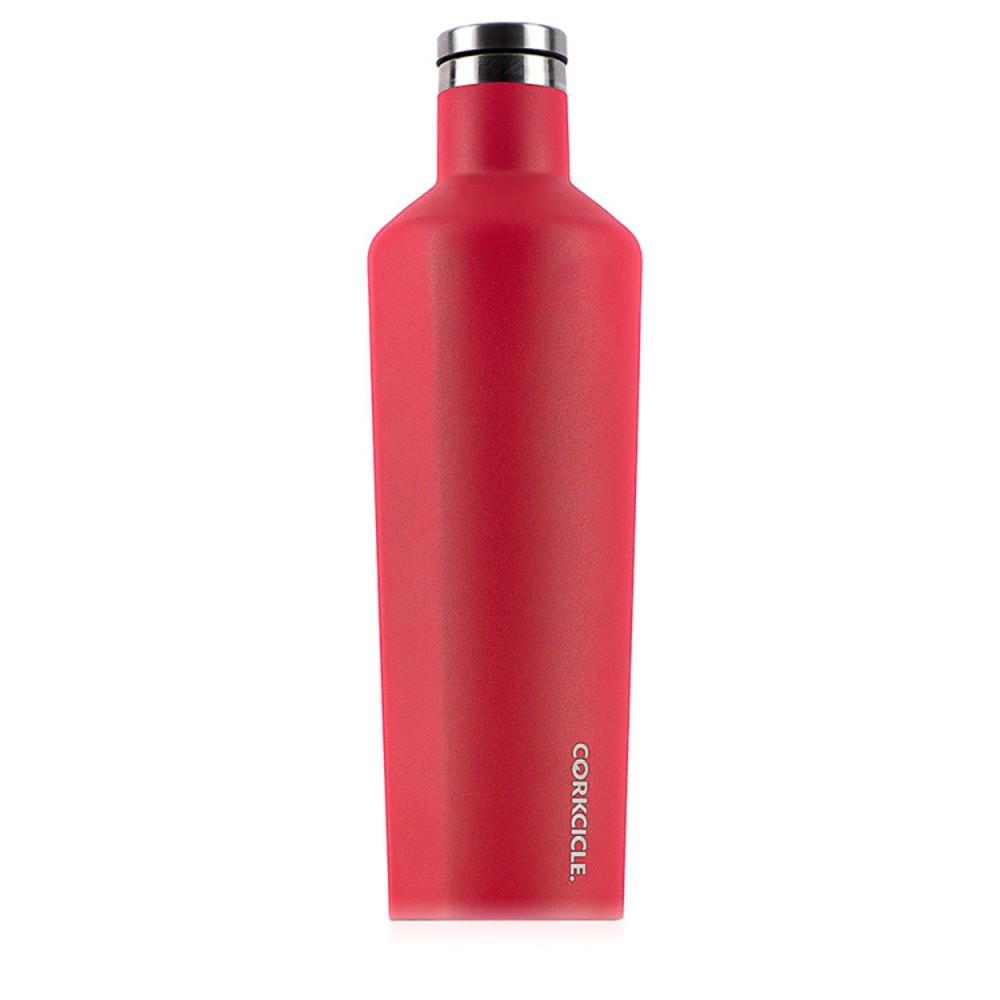 Červená cestovná  termofľaša Root7 Canteen Red Large, 740 ml