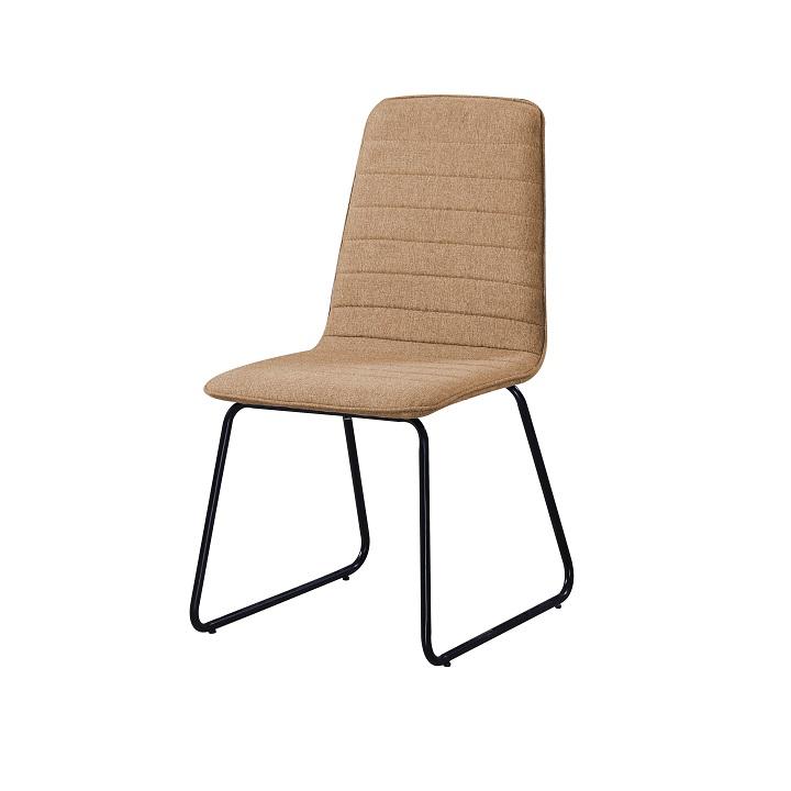 Jedálenská stolička Danuta (medová + čierna)