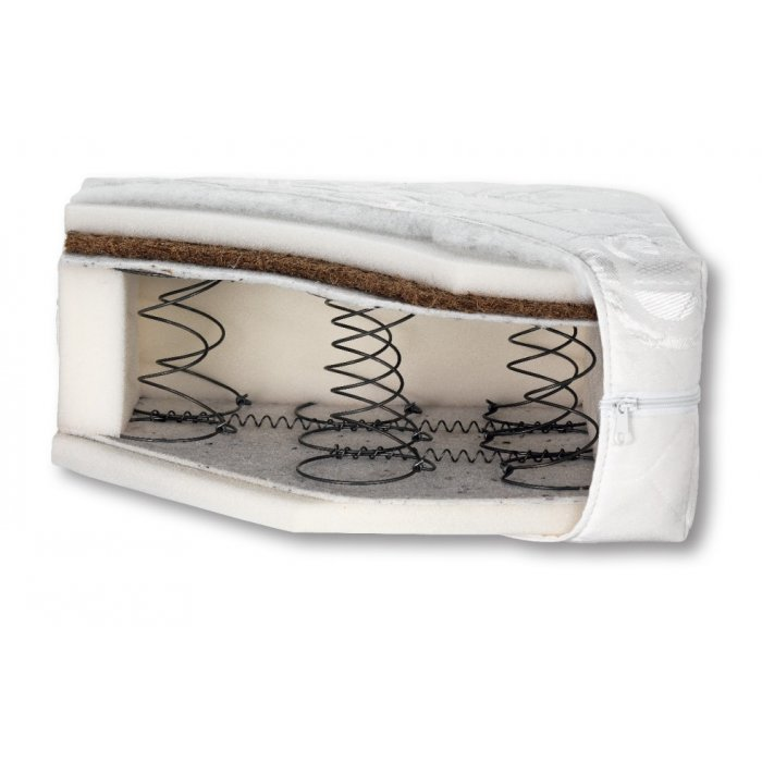 BOG-FRAN OLIMPIC-180 180x200 cm pružinový matrac - Jersey