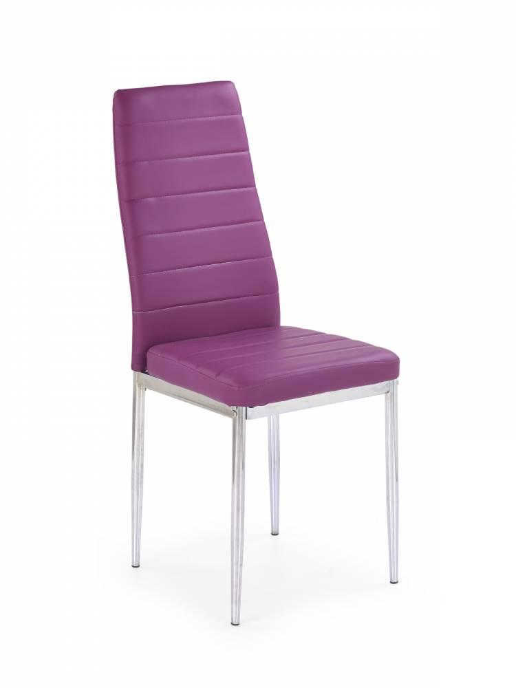 Jedálenská stolička K70C NEW fialová