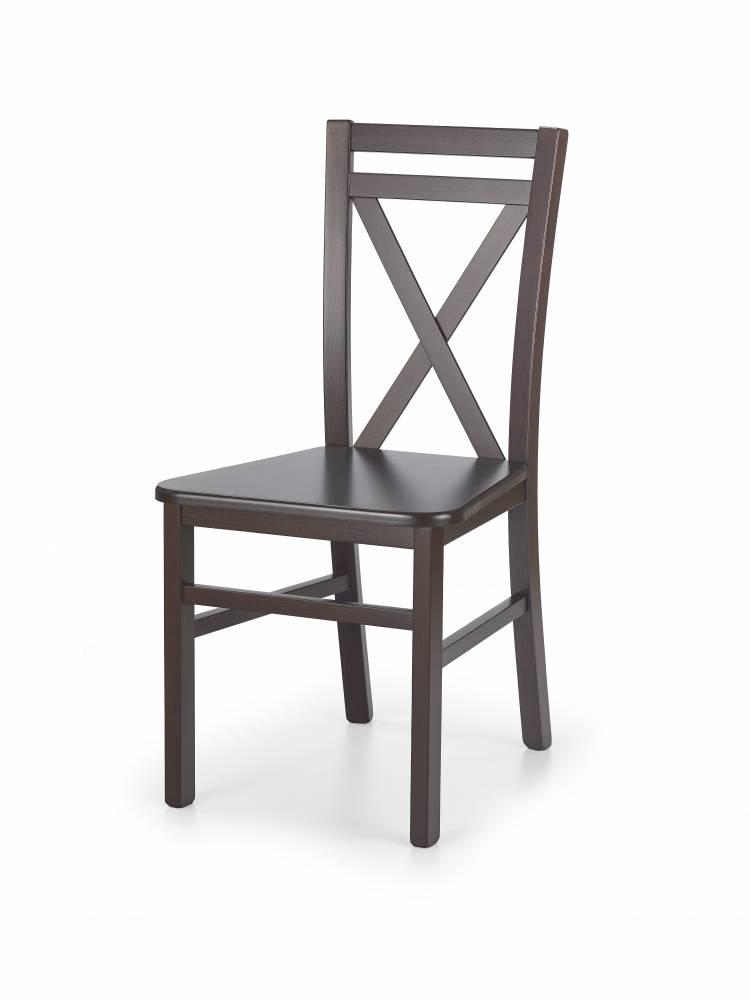 Jedálenská stolička Dariusz 2 (orech tmavý)