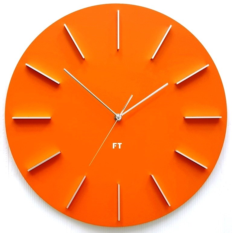 Future Time FT2010OR Round orange 40cm