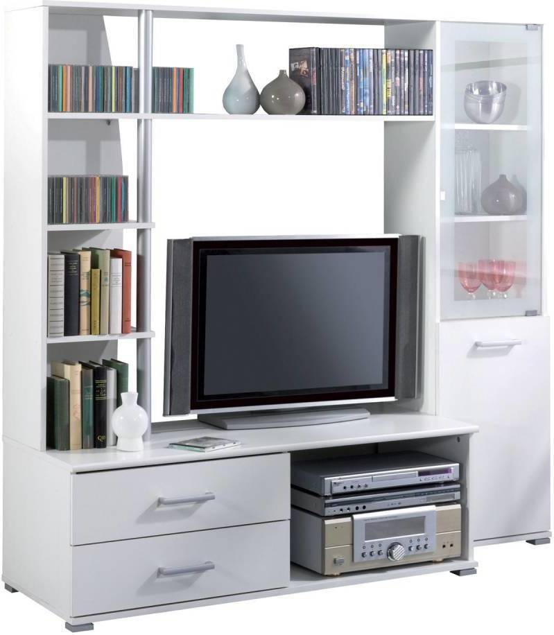 Obývacia stena SWINGER biela