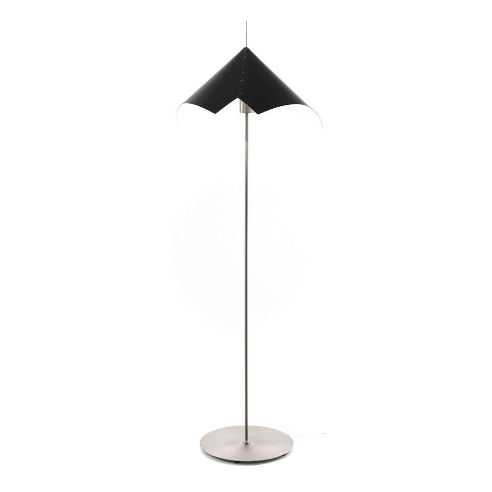 Stojacia lampa Skipper s oboustanným stínítkem