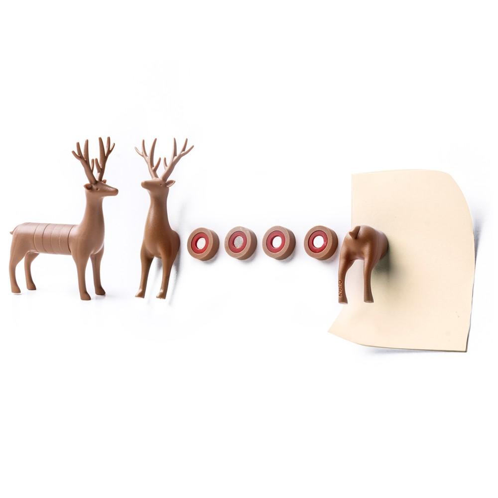 Sada magnetov Qualy My Deer Magnetic