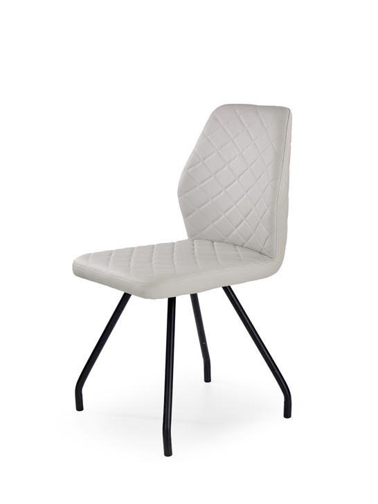 Jedálenská stolička K242 (sivá)