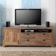 Masivny TV stolik 178x45x70