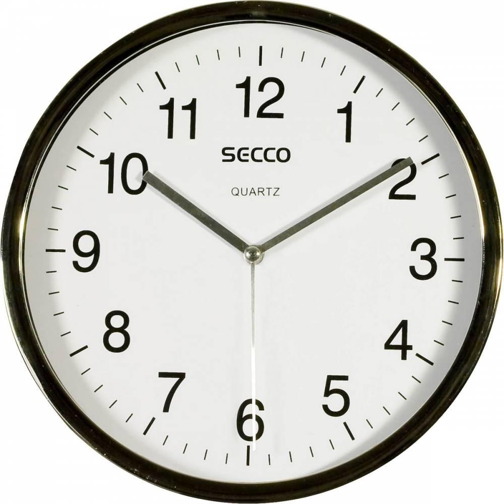 S TS6050-57 (508) SECCO Nástenné hodiny