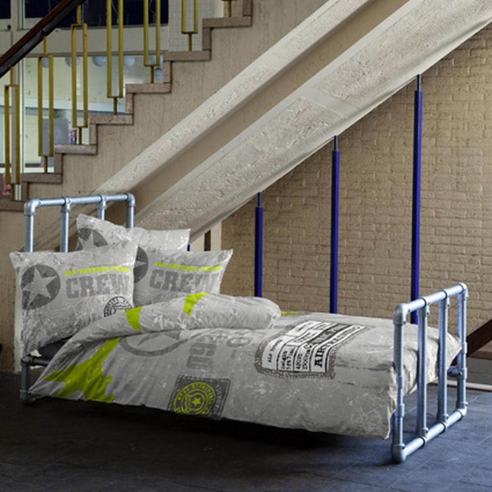 Obliečky na posteľ pre jedného Crew, 140x200 cm