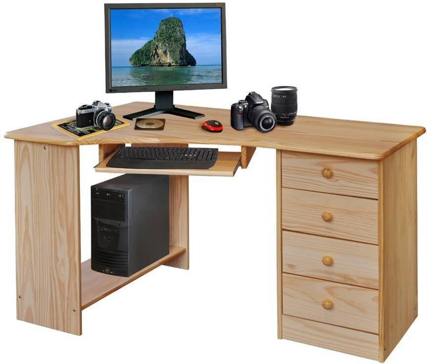 PC stôl IDEA 8846 masív