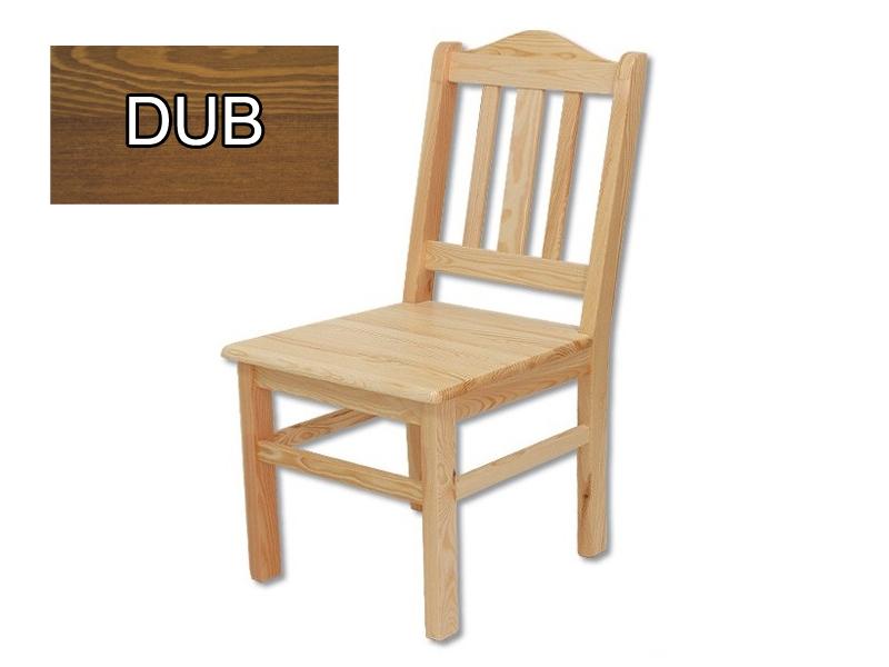 Jedálenská stolička KT 101 (dub) *výpredaj