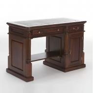 Furniture nábytok  Masívny písací stôl z Palisanderu  Pírúze  120x60x80 cm
