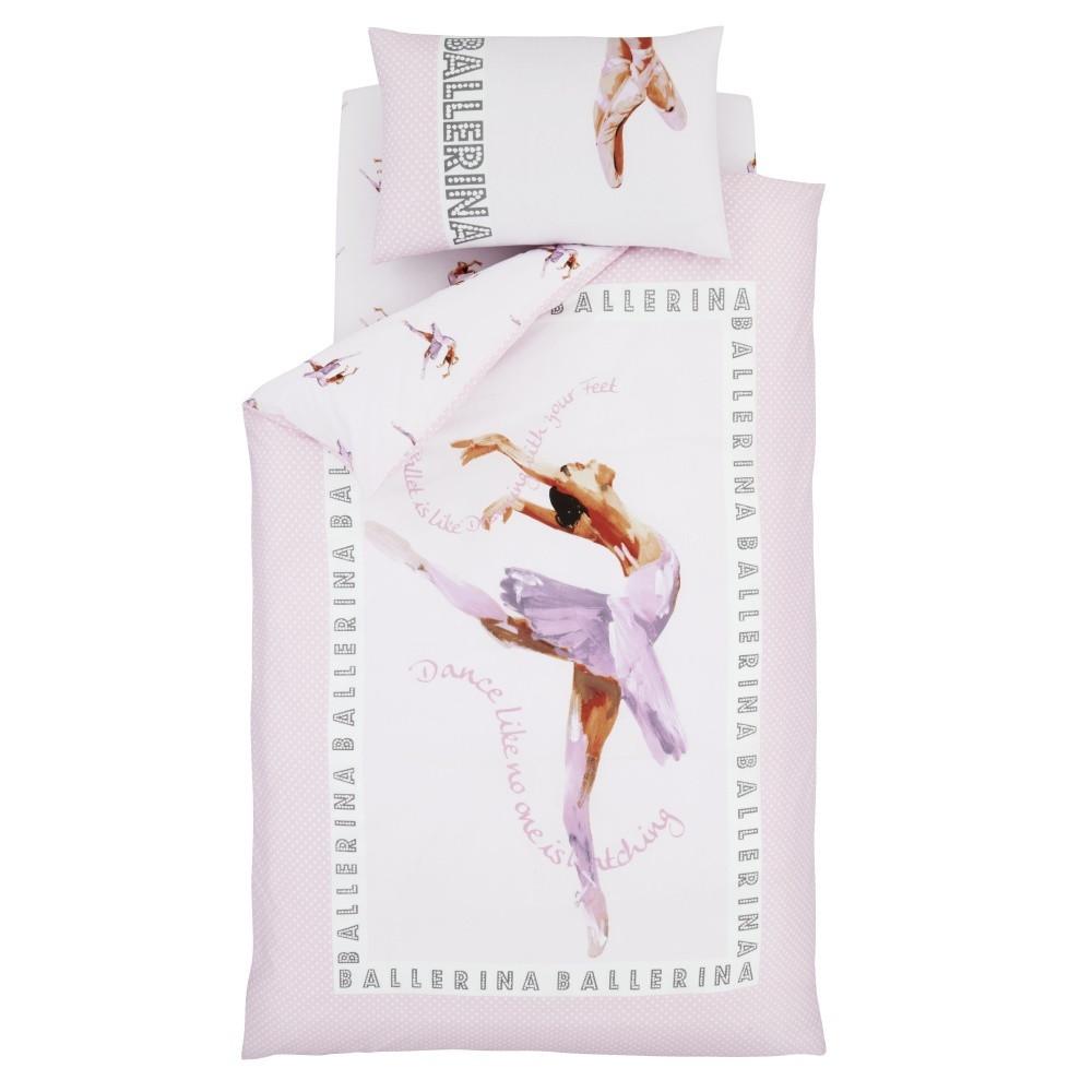 Obliečky Catherine Lansfield Ballerina, 135 x 200 cm