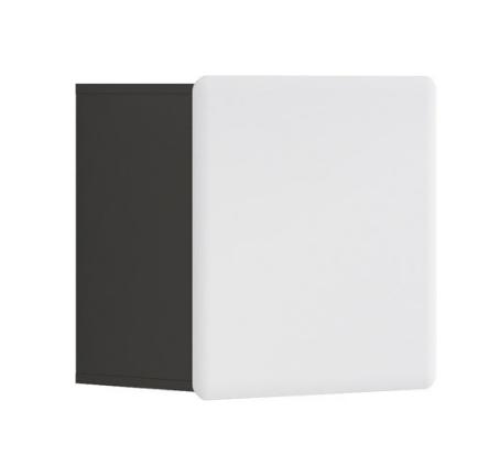Závesná skrinka Possi Light SFW1D/5/5   Farba: šedý wolfram