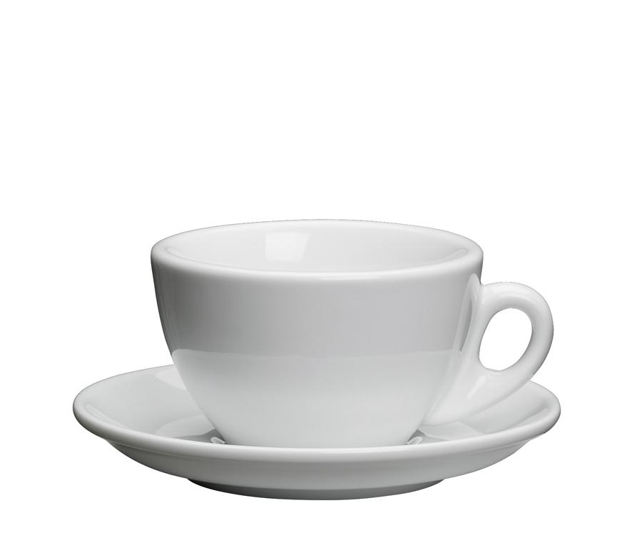 Šálka na cappuccino s podšálkou Roma 100 ml