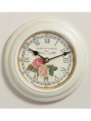 Nástenné hodiny Antique HOME 12566 Maison De Florette, 20cm