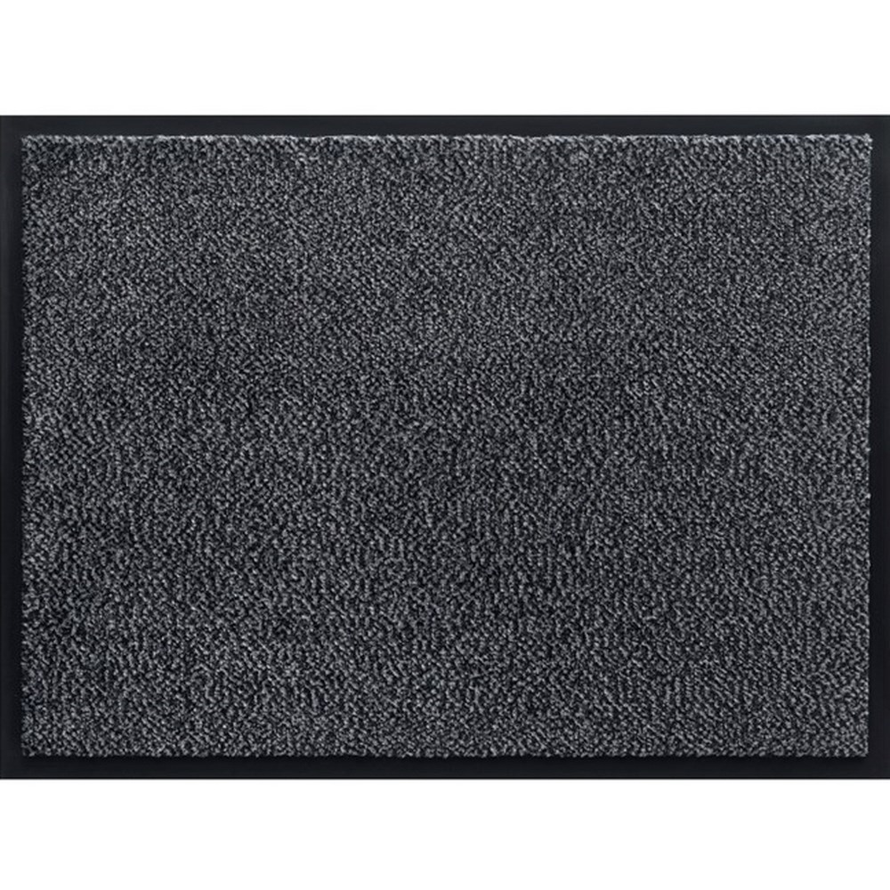 Vopi Vnútorná rohožka Mars sivá 549/007, 80 x 120 cm