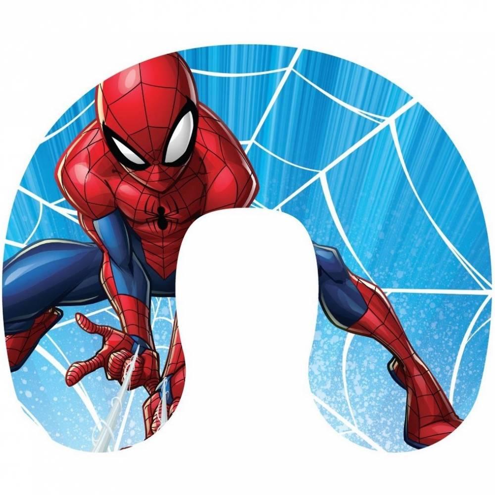 Jerry Fabrics Cestovný vankúšik Spiderman 03, 40 x 40 cm