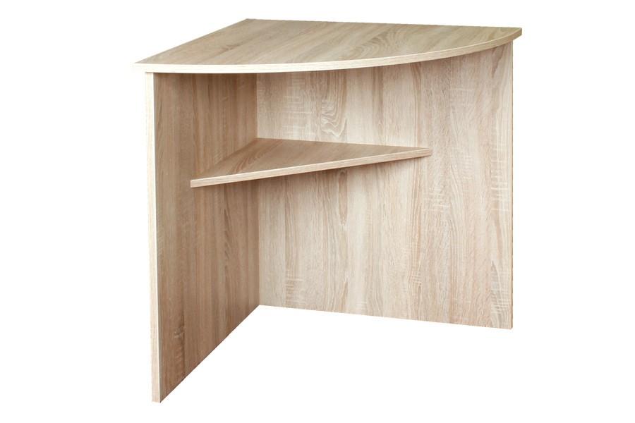 Bradop Rohový stôl 70x70 zostavy Office C543