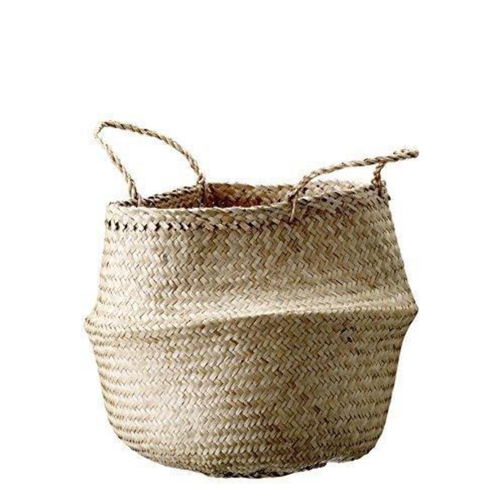 Úložný košík z morskej trávy Bloomingville Basket
