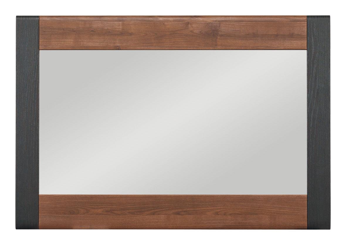 BOG-FRAN NAOMI NA 10 zrkadlo - orech / wenge