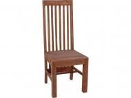 Furniture nábytok  Masívna stolička  z Palisanderu  Golbad  45x45x110 cm
