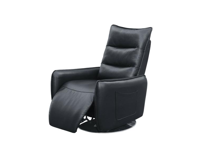 Relaxačné kreslo Royal (čierna)
