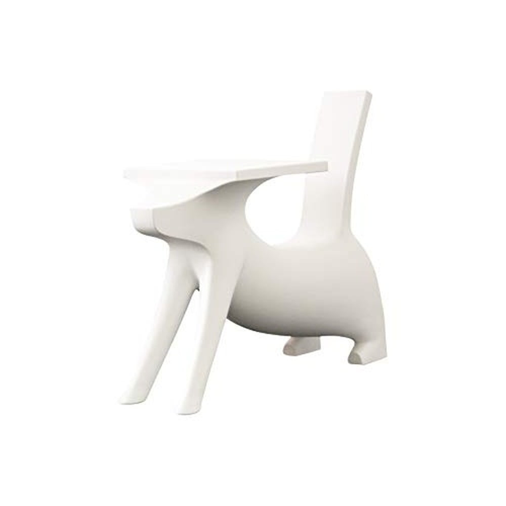 Biela detská stolička Magis Le Chien