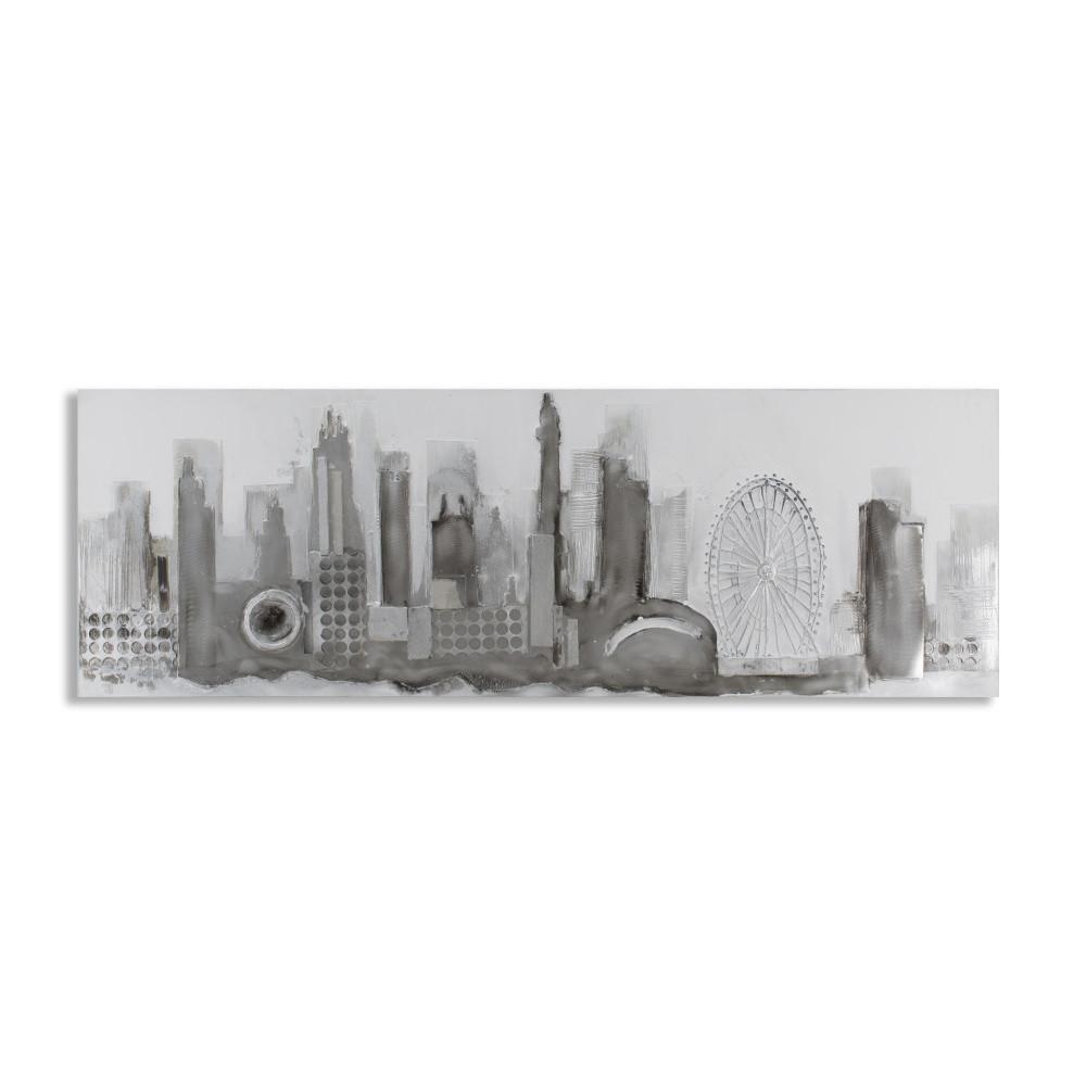 Obraz Mauro Ferretti Color City II, 150 x 50 cm