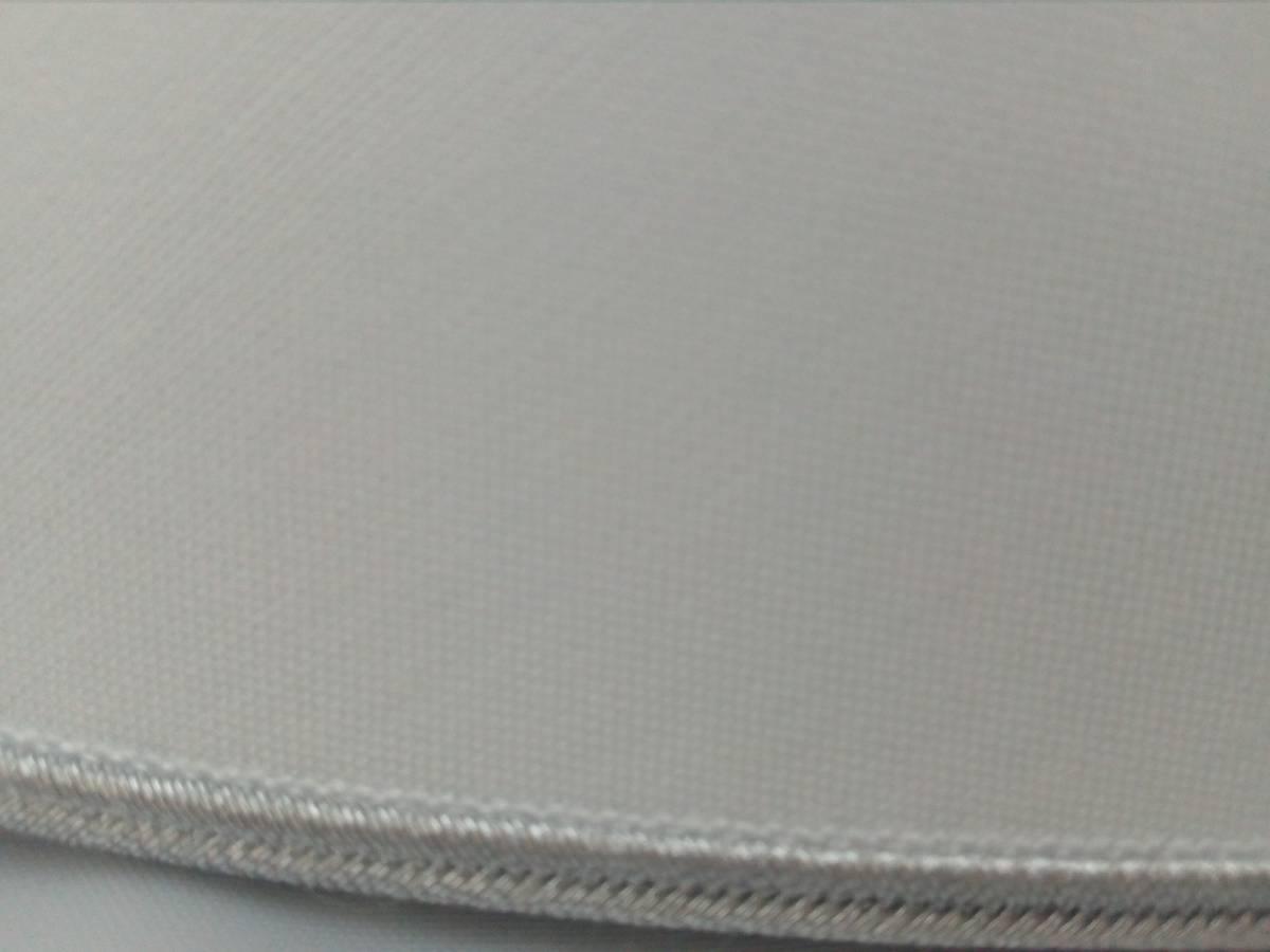 Biele bavlnené tienidlo na lampu 25cm