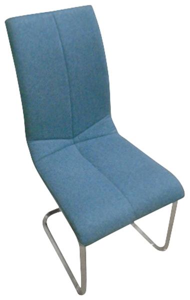 Erdefa, modrá tkanina