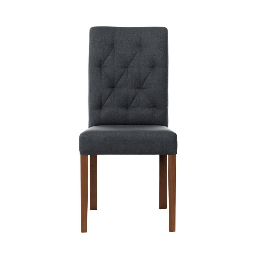 Antracitová stolička Rodier Alepine