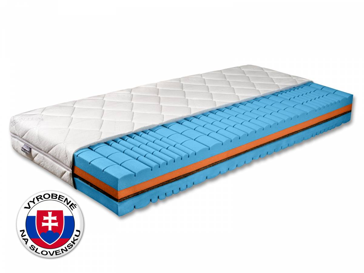 Penový matrac Benab Delta Flex 200x180 cm (T4/T5)