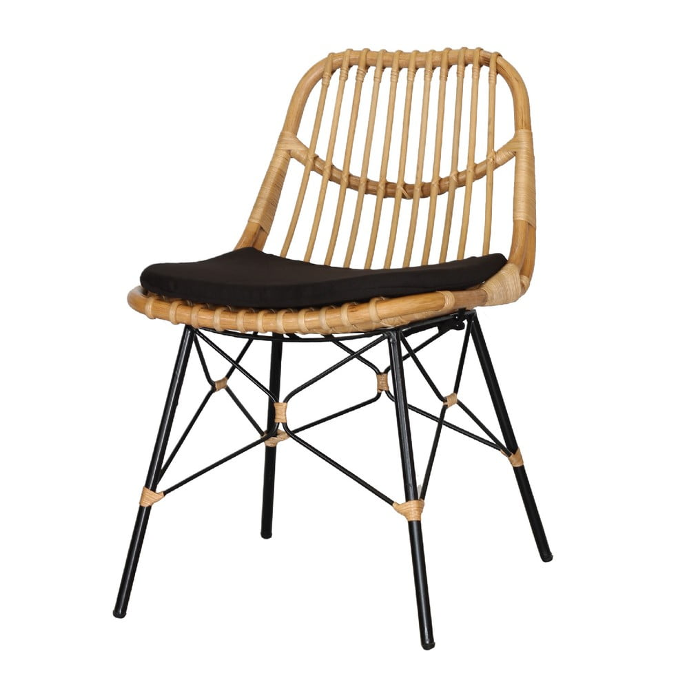 Ratanová jedálenská stolička WOOX LIVING Ratta