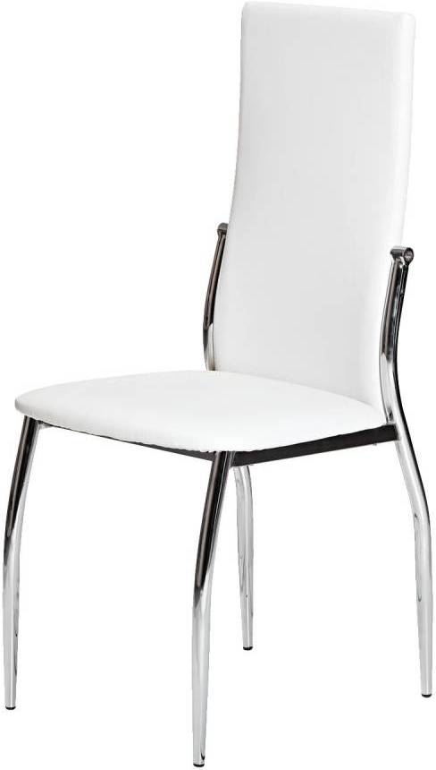 Jedálenská stolička IBIZA krémovo biela