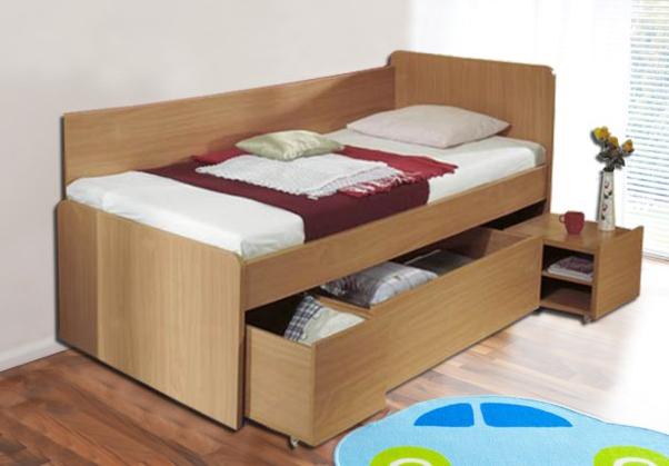Jednolôžková posteľ 90 cm Oto 81219