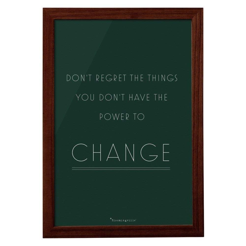 Obraz Bloomingville Change, 30×20 cm