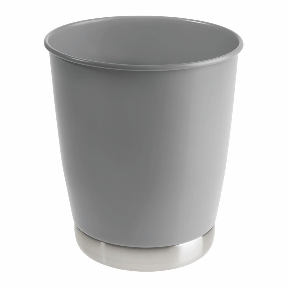 Sivý odpadkový kôš iDesign York