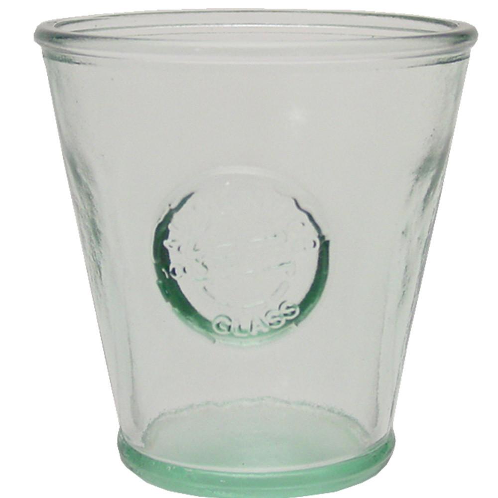 Pohár z recyklovaného skla Ego Dekor Authentic, 250 ml