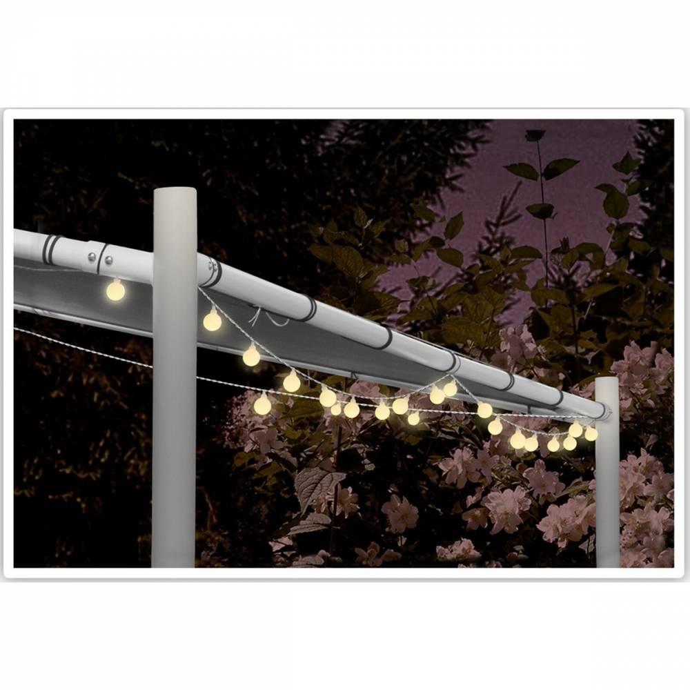 Vonkajšia LED reťaz String lights, 80 žiaroviek