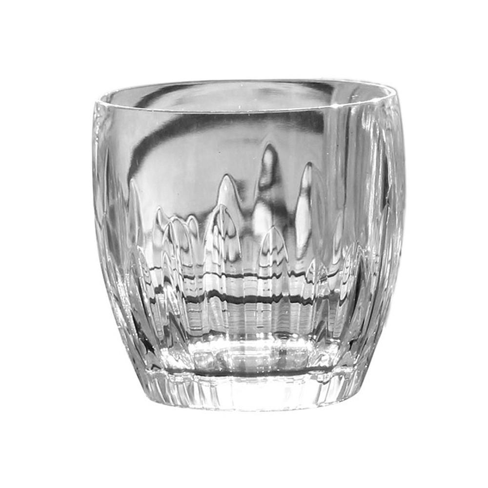 Sada 6 plastových pohárov na vodu Sunvibes Impérial, 330 ml