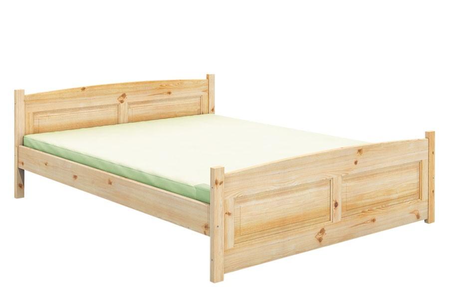 Bradop Manželská posteľ 200 x 200 B080