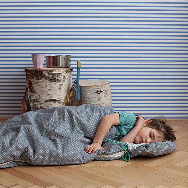 Detský spací vak Bartex Hviezdičky, 70x180cm