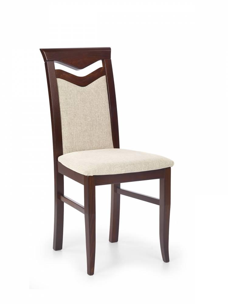 Jedálenská stolička Citrone Orech tmavý
