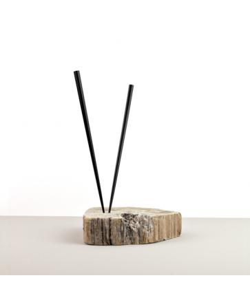 Lakované jedálne paličky Chopsticks čierne