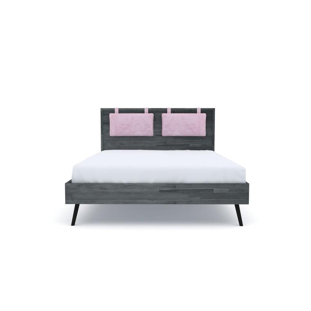 Jednolôžková posteľ z akáciového dreva Livin Hill Capella, 145 x 207 cm
