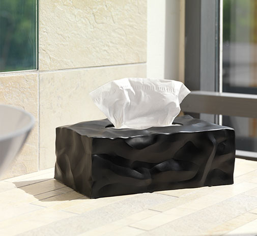 Box na servítky Wipy II Black